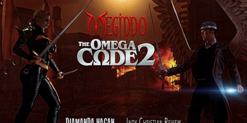 Megiddo: The Omega Code 2 movie review - Diamanda Hagan with Indy Christian Review