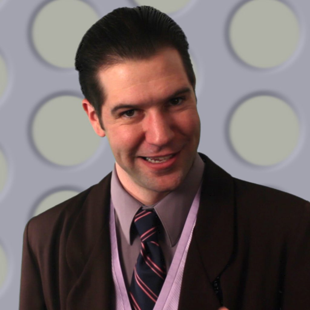Doctor Who Fan Film Doctor - Zack Lawrence - Indy Christian Review - The Storyteller