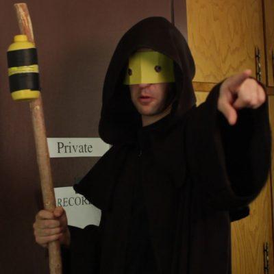 Mustard Monk